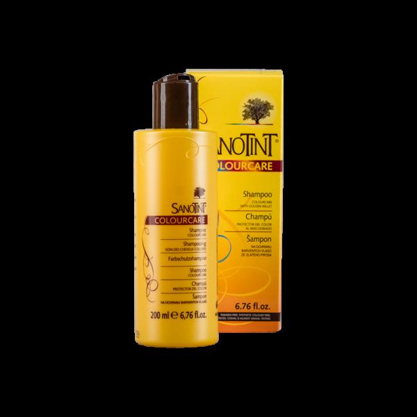 Шампунь для окрашенных волос СаноТинт